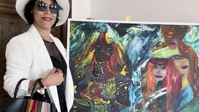 """Photo of لُبابة لعلج تقدم كتاب """"شذرات"""" في نسختيه الفرنسية و العربية"""