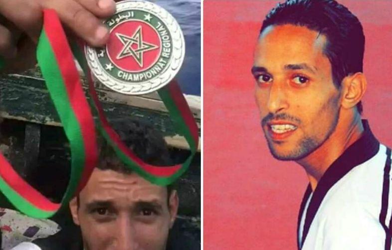 Photo of بطل التايكواندو أنور بوخرصة: هرسو أحلامي في المغرب وبغاو يهرسوني في إسبانيا