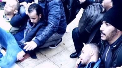 Photo of القوات العمومية تتدخل بعنف ضد موظفي وزارة التربية الوطنية حاملي الشهادات