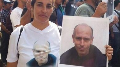 Photo of ابتدائية طنجة تتابع زوجة المعتقل محمد المجاوي في حالة سراح