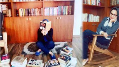 Photo of حوار.. المغربية نادية بادي: قرأت حوالي 3500 كتاب والانترنت لم يضعف تعلقي بالمطالعة