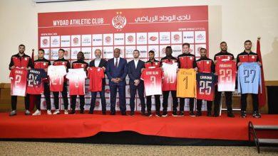 """Photo of """"الكاف"""" ترفض اعتماد القميص الجديد لفريق الوداد في مباريات العصبة"""