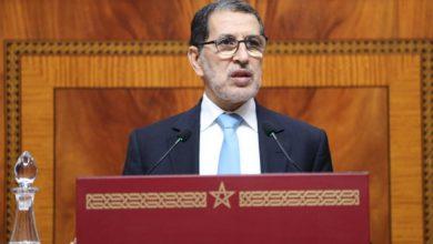 Photo of العثماني: الحكومة لديها رؤية واضحة لتحقيق الأمن المائي بالمغرب