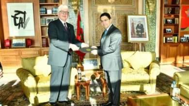 Photo of المملكة المغربية تقدر جهود السلام التي تبذلها إدارة الرئيس الأمريكي دونالد ترامب