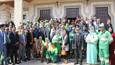 Photo of بعد بنسليمان وزارة الشغل توقع اتفاقية شغل جماعية تخص قطاع النظافة بآسفي