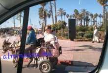 Photo of مهنيو النقل السياحي يشتكون من تدهور القطاع ويطالبون الحكومة بايجاد حلول