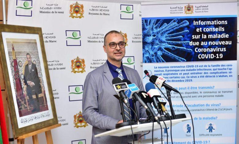 المغرب-كورونا.. اليوبي: وفاة واحدة و27 حالة إصابة جديدة مؤكدة و 170 إجمالي الإصابات