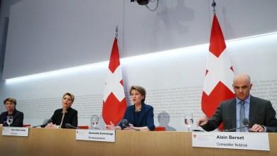 Photo of كورونا-سويسرا.. إجمالي المصابين فاق 30 ألفا و1595 وفاة منذ ظهور الجائحة