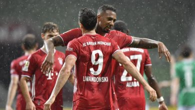 Photo of بايرن ميونخ يتوج رسميا بلقب الدوري الألماني بفوزه على فيرديربريمين