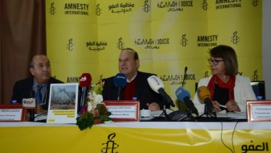 Photo of تكتل حقوقي يطلق عريضة تضامنا مع منظمة العفو الدولية