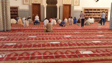 أول صلاة .. فرح كبير للمغاربة بفتح المساجد بعد الحجر الصحي