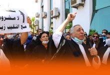 Photo of بعد توقيفه .. النقيب زيان يحتج على تغول النيابة العامة ويتهم بعض المحامين بالخنوع
