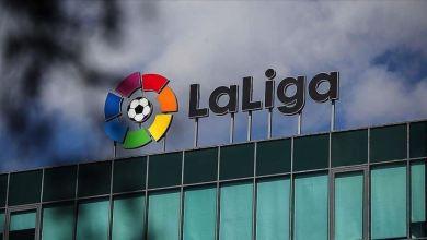 """Photo of """"الليغا"""" تدعم برشلونة وترفض قرار خروج ليونيل ميسي"""