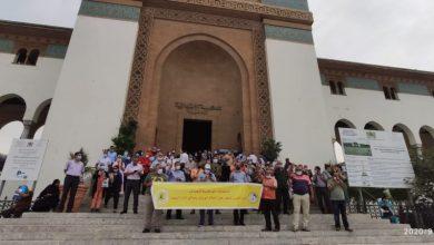 Photo of احتجاج بمحاكم البيضاء: الموظفون يدقون ناقوس الخطر بسبب كورونا
