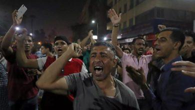 Photo of احتجاجات مصرية ضد السيسي في جمعة الغضب.. والأمن يعتقل العشرات