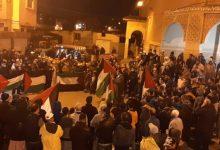 Photo of ساكنة البيضاء تتحرك احتجاجا ضد تطبيع المغرب مع إسرائيل
