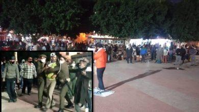 Photo of هيئات تستنكر منع المواطنين من التعبير عن رفضهم لقرار تطبيع المغرب مع إسرائيل