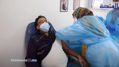 كورونا-المغرب: أزيد من 400 ألف مواطن تلقوا اللقاح ضد كوفيد19