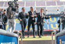 Photo of منخرطو برشلونة يختارون رئيسا جديدا .. بحثا عن تصحيح المسار واستعادة الأمجاد