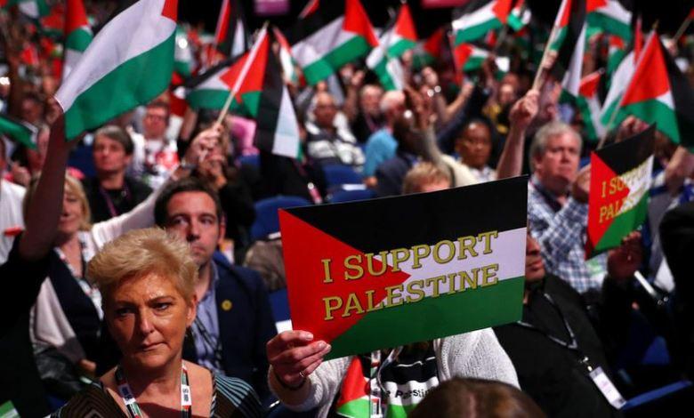 حزب العمال البريطاني يدين النكبة المستمرة في فلسطين