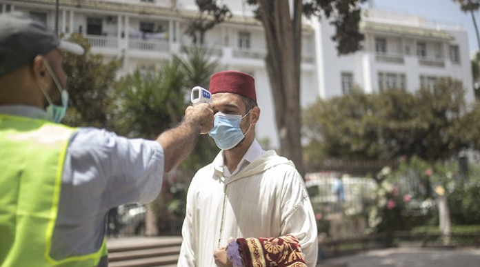 كورونا-المغرب : 581 إصابة مؤكدة وتراجع مستمر للحالات النشطة