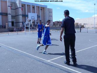 Basketball cadets Jeux Scolaires championnat inter-ligues Tiznit 17-03-2017_09