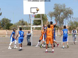Basketball cadets Jeux Scolaires championnat inter-ligues Tiznit 17-03-2017_24