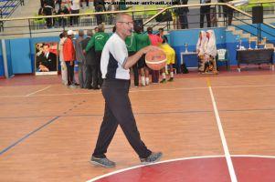 Basketball cadettes Jeux Scolaires championnat inter-ligues Tiznit 17-03-2017_04