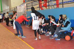 Basketball cadettes Jeux Scolaires championnat inter-ligues Tiznit 17-03-2017_26