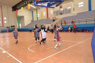 Basketball cadettes Jeux Scolaires championnat inter-ligues Tiznit 17-03-2017_27