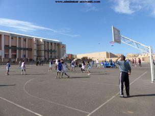 Basketball Minimes Jeux Scolaires championnat inter-ligues Tiznit 17-03-2017_15