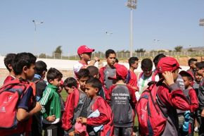 Ecole Attafaoul Agadir - Crystal Palace 07-03-2017