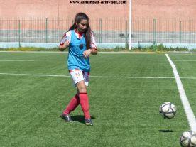 Football Feminin Hassania D'Agadir - ittihad Ait Melloul 12-03-2017_08