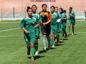 Football Feminin Hassania D'Agadir - ittihad Ait Melloul 12-03-2017_15
