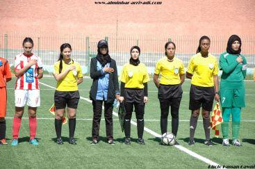 Football Feminin Hassania D'Agadir - ittihad Ait Melloul 12-03-2017_99