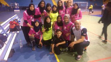 Handball feminin Najah Souss - Mouloudia Tiznit 18-03-2017_04