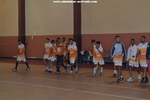 Handball Olympic Dcheira - Amal Tiznit 04-03-2017_16