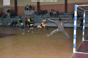 Handball Olympic Dcheira - Amal Tiznit 04-03-2017_40