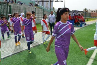 Football Feminin Nadi Baladi Laayoune - Chabab Atlas Khenifra 22-04-2017