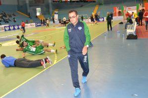 Handball Raja Agadir - Hammamet Tunisie 20-04-2017