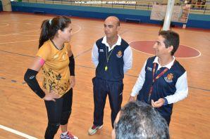 Volleyball feminin Mouloudia Tiznit - TSC casablanca 30-04-2017