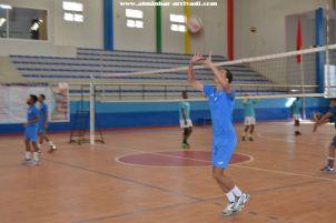Volleyball Moustakbal Tiznit AFST - ittihad Ait Melloul USMAM 09-04-2017