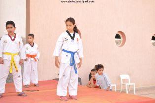 Arts Martiaux et Nutrition - Ajial Taekwondo Tiznit 20-05-2017 _52