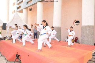 Arts Martiaux et Nutrition - Ajial Taekwondo Tiznit 20-05-2017 _55