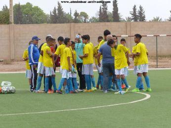 Football Minimes Najah Souss – Moustakbal Azrou 21-05-2017_130