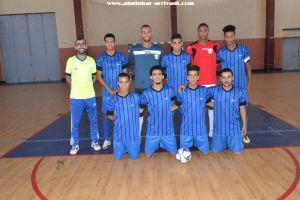 Futsal Mounatass Agadir - ittihad Tata 14-05-2017