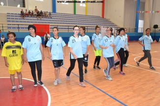 Handball Feminin Amal Tiznit – Chtouka Ait Baha 20-05-2017_10