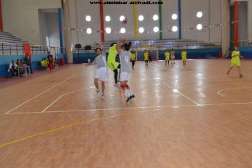 Handball Feminin Amal Tiznit - iitihad Nadi Roudani 20-05-2017_15