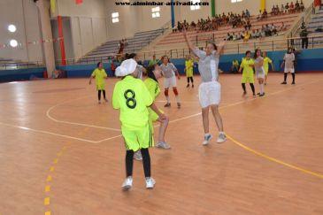 Handball Feminin Amal Tiznit - iitihad Nadi Roudani 20-05-2017_17