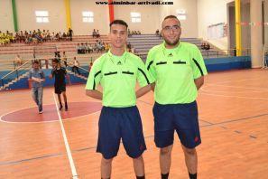 Handball Feminin ittihad Ait Melloul – Manar Elqods 20-05-2017_07